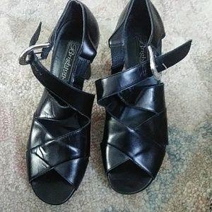 Brighton Vogue Open Toe Heels Sandals